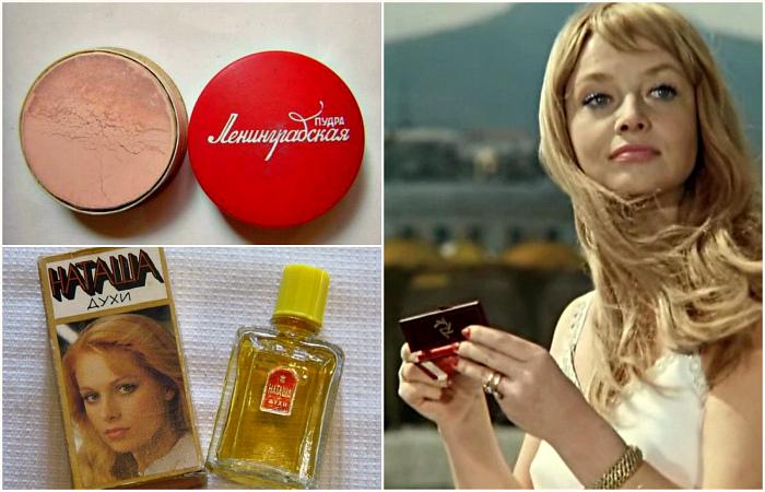 Арсенал красоты, или Узнаваемые косметические средства из советского прошлого