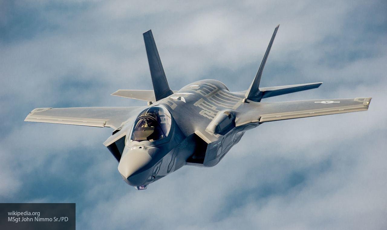«Сомнительный» вертикальный взлет: F-35B разрушает аэродромы США
