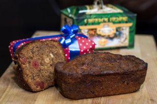 Клюква, орехи и ром. Готовим рождественский кекс по уникальному рецепту