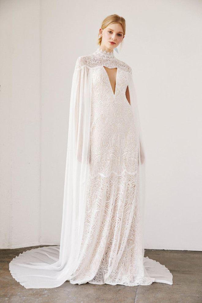 Свадебные тренды 2019 самые элегантные образы