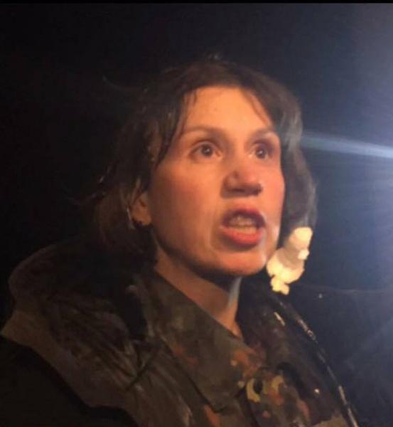 «Путин— ваш шеф»: участники блокады Донбасса избили депутата Рады Черновол