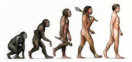 Самое глупое, что может сделать человек, — это попытки остановить эволюцию