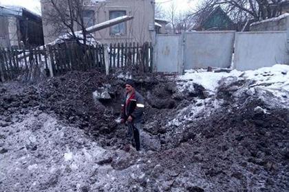 Украина обвинила Россию в обострении ситуации в Донбассе