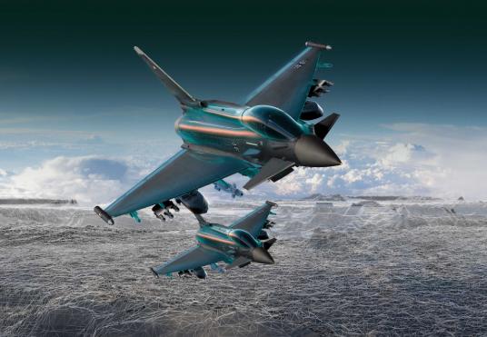 """""""Не лезьте в Россию и спите спокойно"""" -В Германии признали, что истребитель Eurofighter бесполезен против России"""