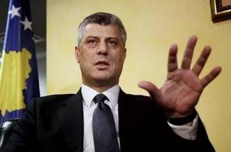 Глава Косово призвал Сербию к«разводу по-европейски»