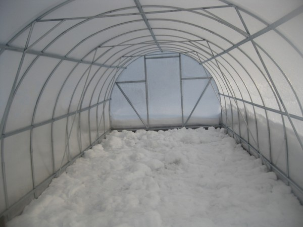Правила подготовки теплицы к зиме