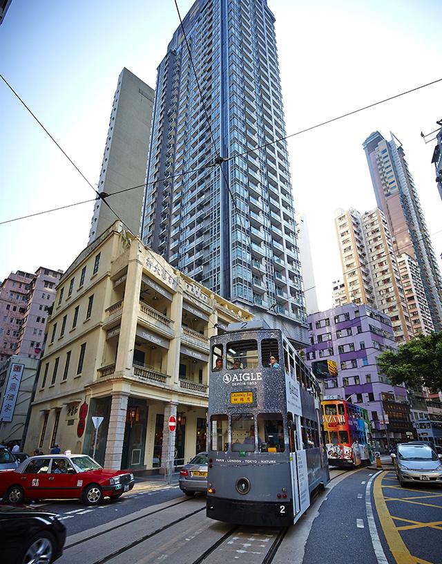 Там, где Восток встречается с Западом: путешествие в Гонконг (фото 4)
