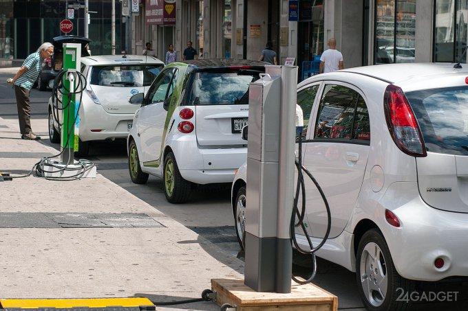 Индустрия электромобилей глазами российских специалистов