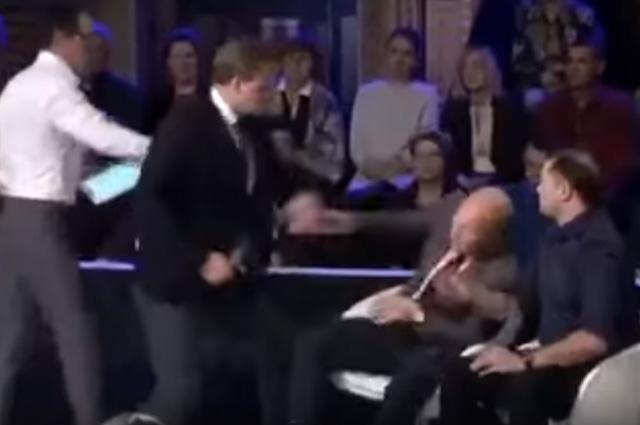 Юрий Кот не снёс хамства Ковтуна в эфире телеканала «Звезда».
