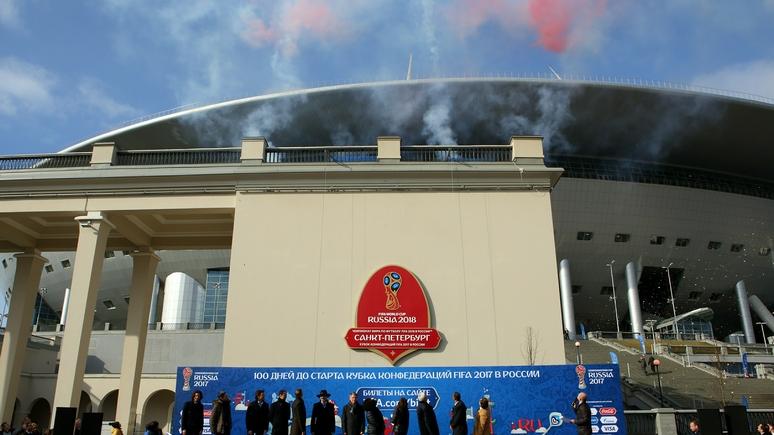 Die Welt: Россия использует рабский труд северных корейцев для подготовки к ЧМ-2018
