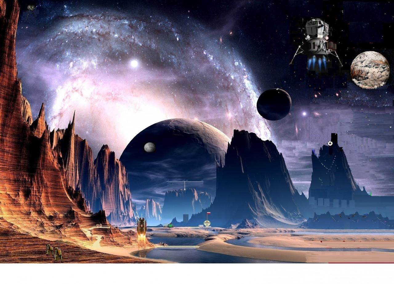 Встреча с инопланетянином - 2.