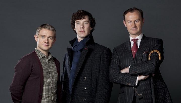 """Кража последней серии: создатели """"Шерлока"""" попросили россиян не спойлерить"""