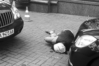 СМИ узнали об имевшихся у убийцы Вороненкова документах Нацгвардии Украины