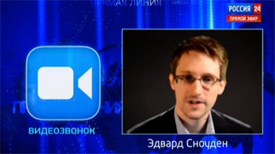 Сноуден задал Путину вопрос …