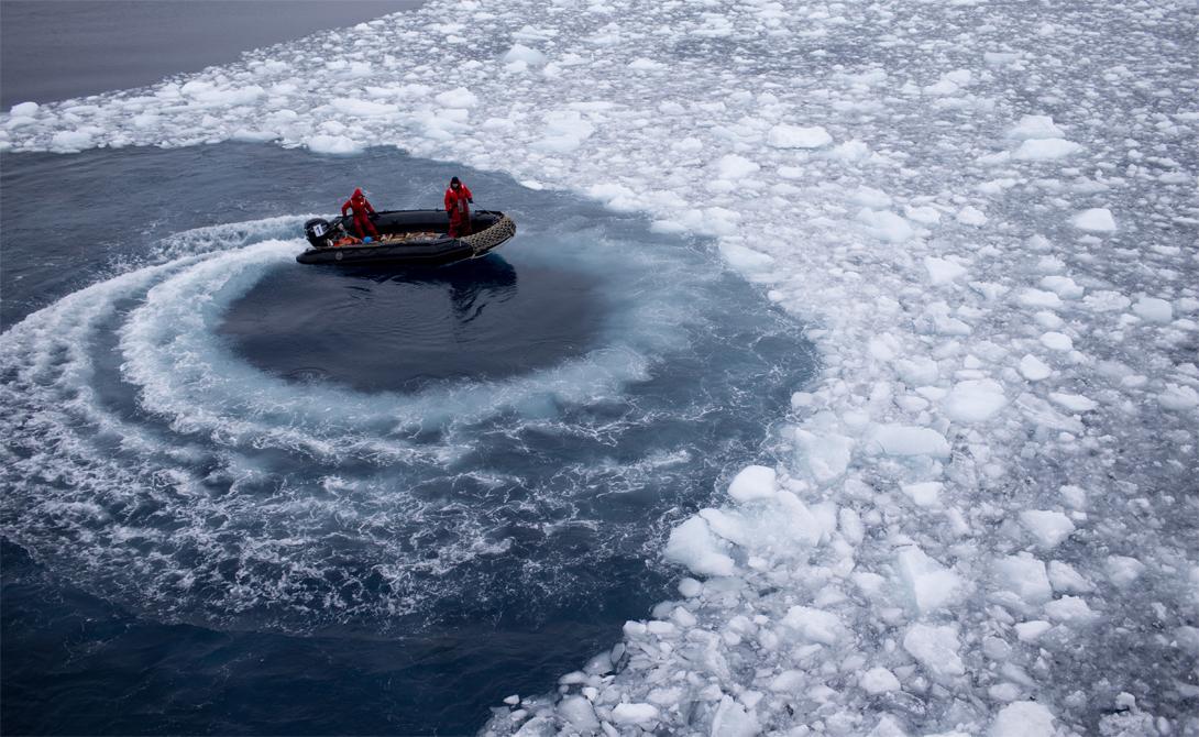 Северный полюс движется: чем это грозит миру