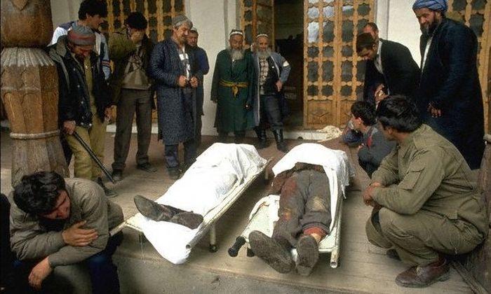 Что было с русскими в Таджикистане после 1991-го