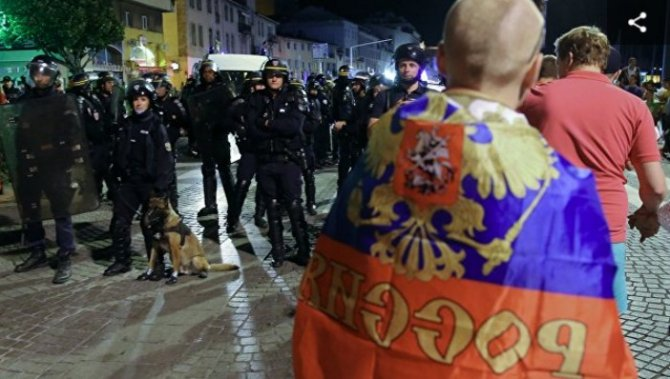 Фильм Би-би-си о футбольных фанатах шокировал российских дипломатов