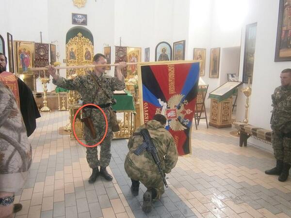 Пистолет Игоря Стрелкова впечатлил американских любителей оружия