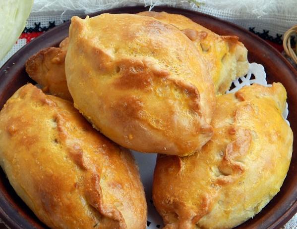 Пирожки с капустой на заварном тесте с кефиром: готовлю каждое воскресенье
