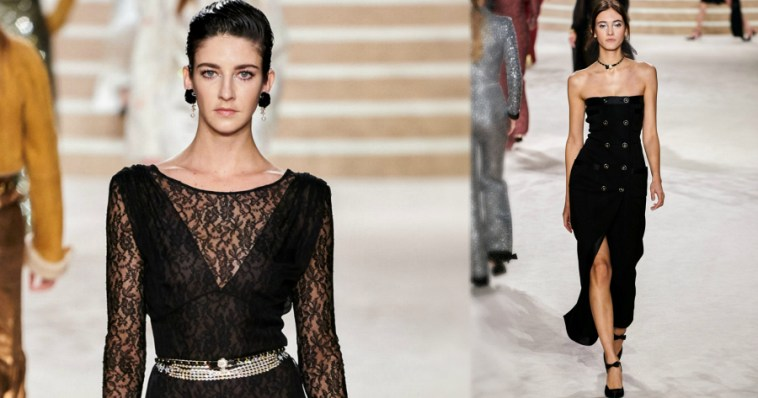 Chanel Métiers d'Art: роскошные образы показа