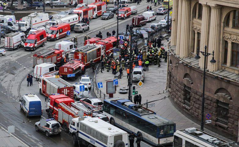 У россиян снизился страх перед терактами