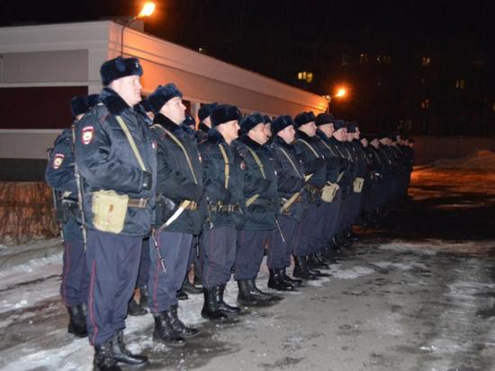 Ивановские полицейские отправились служить на Северный Кавказ