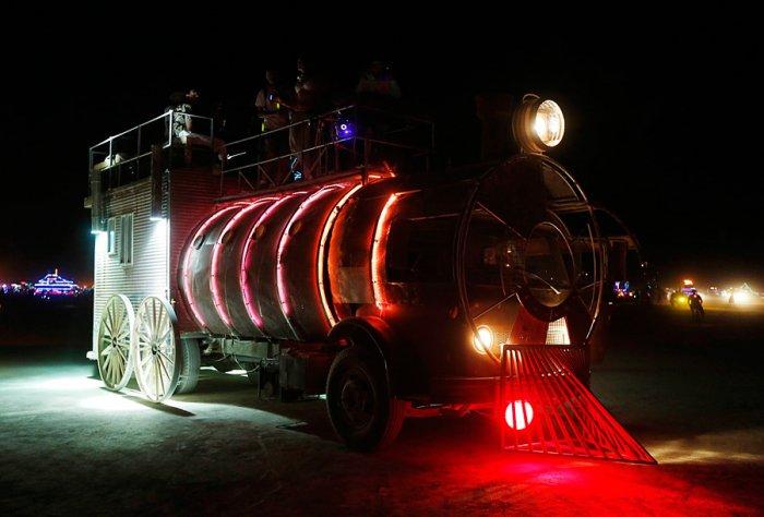 Burning Man 2013: фестиваль огня и независимости