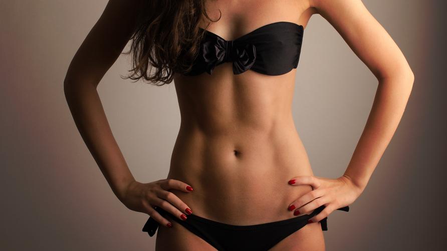 Фото красивое тело девушки