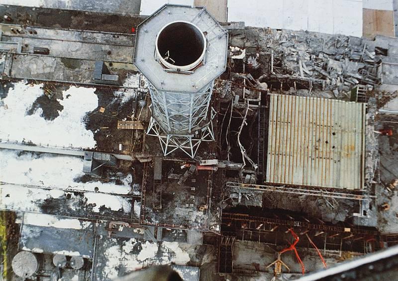 Чернобыльская тетрадь. Часть 1
