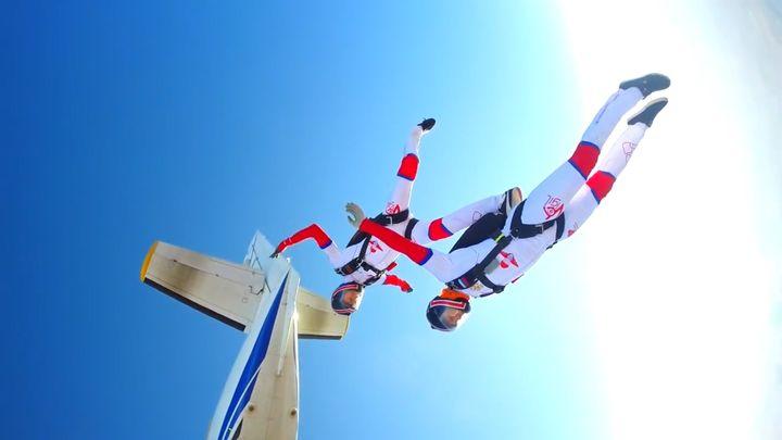 15 лет в парашютном спорте