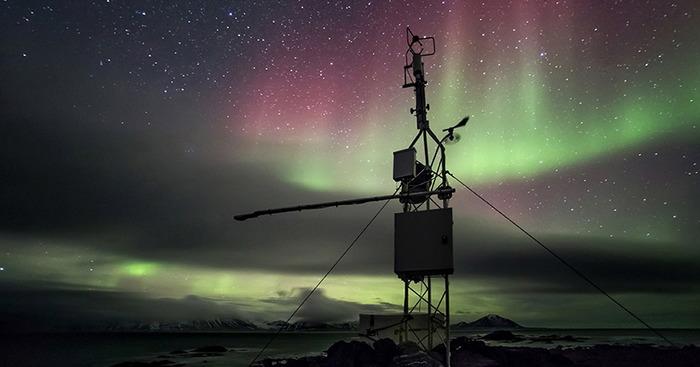 Зона 122 - антарктический аналог Зоны 51 в США?