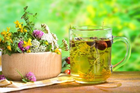 Как могут помочь лекарственные травы