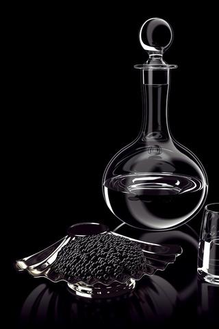 Как приготовить чёрную икру …