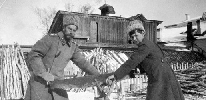 Ссылка Николая II - История бессилия