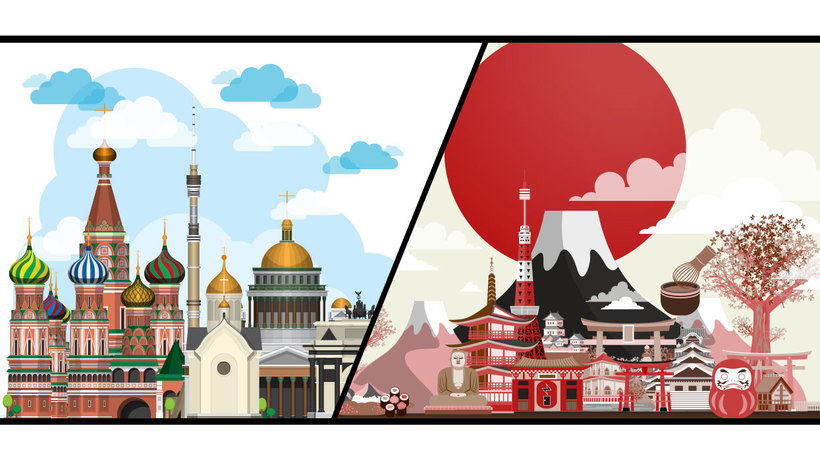 24 забавных высказывания японцев о русских