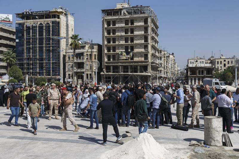 С начала операции в САР от игиловцев освобождено более 87% территории