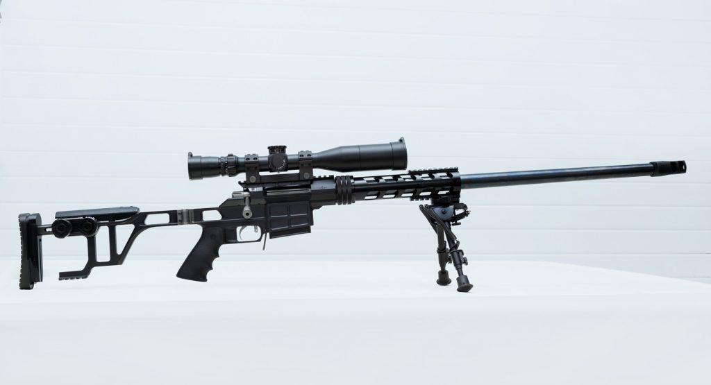 ДВЛ-10 М2 «Урбана»: Новая российская сверхлегкая снайперская винтовка. Снайперская винтовка JS 7.62