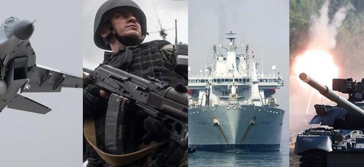 Самые сильные армии мира: Россия заняла почетное второе место