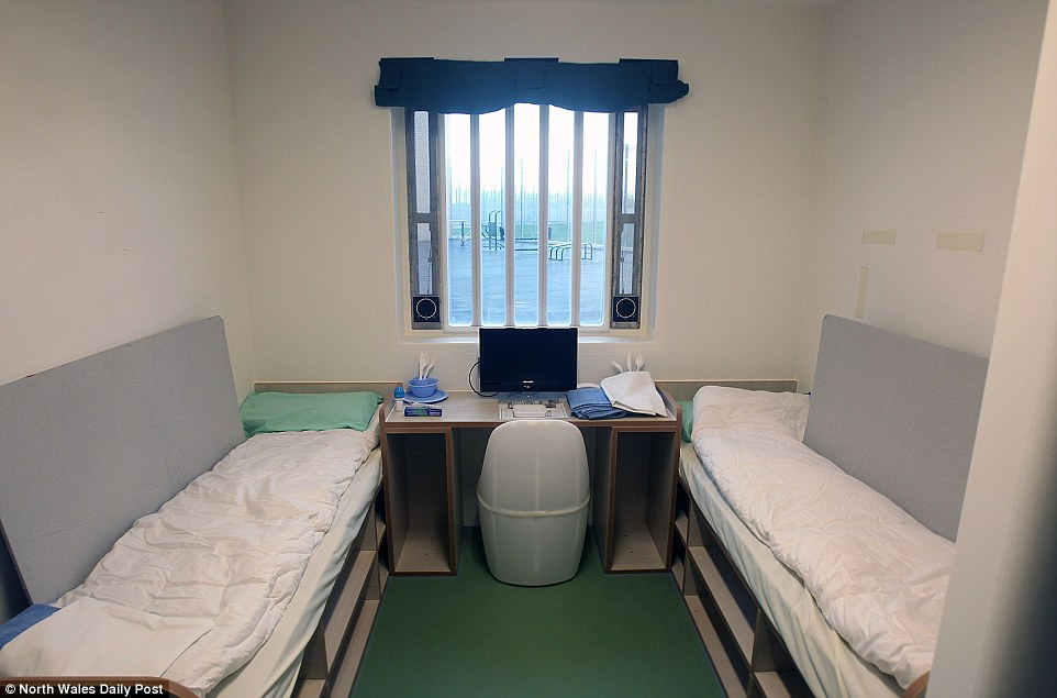 Украл, выпил — в санаторий! В Британии откроется тюрьма курортного режима