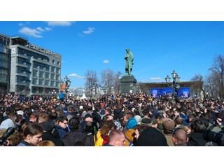 """Взгляд """"бывалого"""" на российские марши Навального: нам тоже было смешно..."""