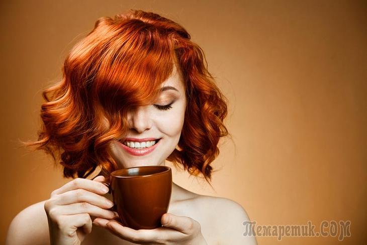 Кофе как ароматная альтернатива косметике по уходу за кожей