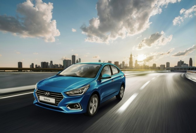 Hyundai Solaris и Creta стали доступны по новым госпрограммам автокредитования