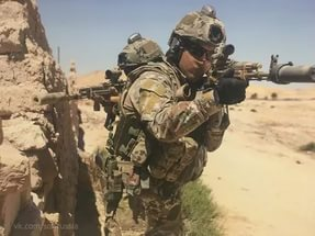 Путин лично наградил российских спецназовцев за бой в Сирии