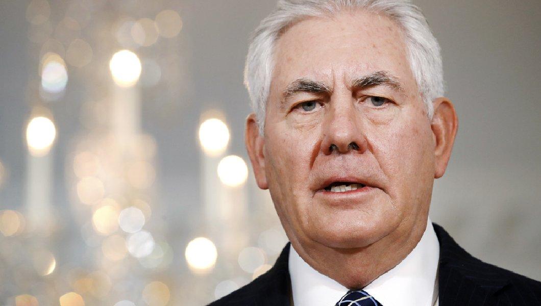 Тиллерсон обвинил Россию и Китай в содействии ядерной программе КНДР