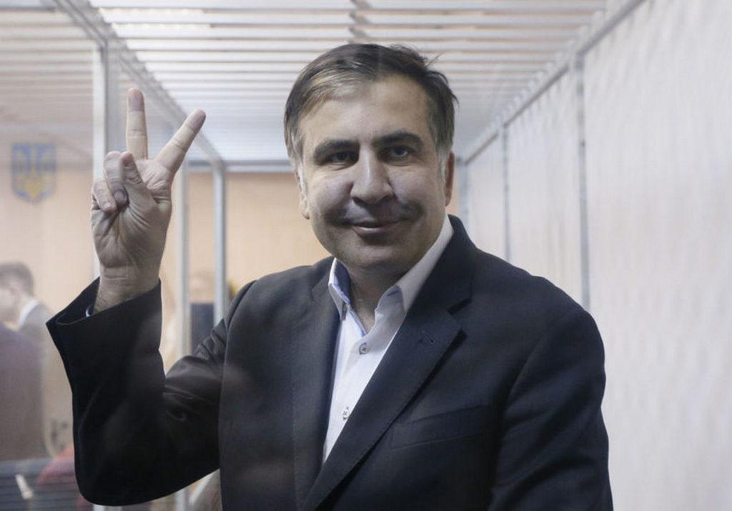 «Я никак не буду уважать эту прокуратуру»: Саакашвили ответит в Генпрокуратуре Украины