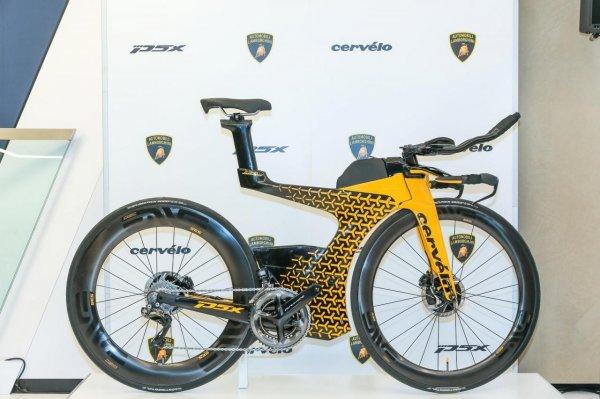 Велосипед от Lamborghini
