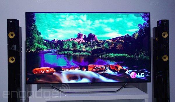 LG начнёт продажи «недорогого» изогнутого OLED-ТВ с диагональю 65″