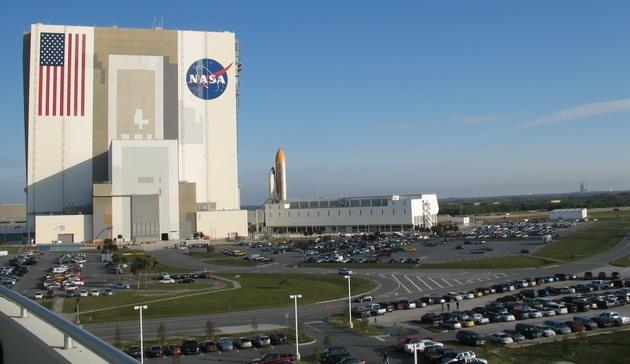 Ракета Falcon 9 взорвалась на космодроме мыса Канаверал
