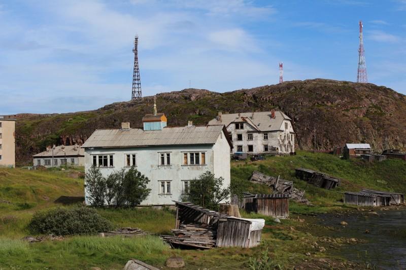 Край света: Териберка путешествия, факты, фото