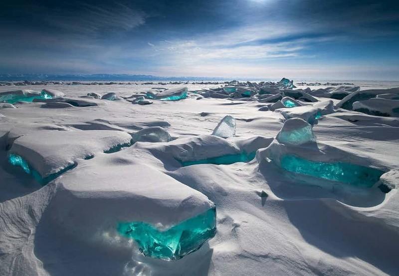 14. В Сибири расположено самое глубокое озеро на планете сибирь, факт